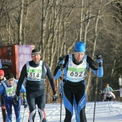 43. Tartu Maraton - Aigar Ojaots (314), Martin Meltsov (652)