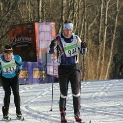 43. Tartu Maraton - Ari Kainulainen (821), Tõnis Vaiksaar (944)