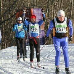 43. Tartu Maraton - Ando Allik (1686)