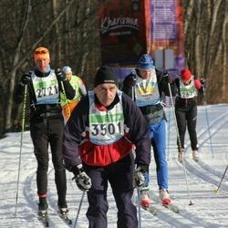 43. Tartu Maraton - Anders Karlsson (2721), Andrus Reila (3501)