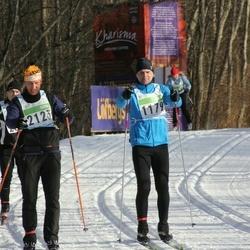 43. Tartu Maraton - Peeter Unt (1179), Ando Meerbach (2123)