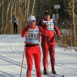 43. Tartu Maraton - Anna Metsger (3812), Knut Ivarsson Elverum (3895)