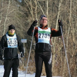 43. Tartu Maraton - Andero Oras (2788), Kristen Kapp (3835)