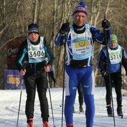 43. Tartu Maraton - Jaak Siimus (3606), Tiit Laaneots (5500)