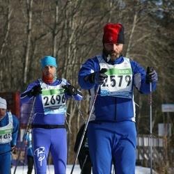 43. Tartu Maraton - Tõnis Peebo (2579), Aare Veemees (2696)