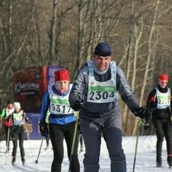 43. Tartu Maraton - Aadu Sedman (2304), Elina Ahtiäinen (5317)