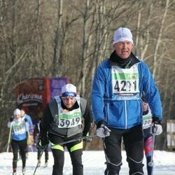 43. Tartu Maraton - Margo Kuusk (3949), Bjornar Lund (4291)