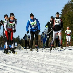 43. Tartu Maraton - Argo Priivits (2078), Ann-Louise Engström (3568), Rain Ignatjev (3667)
