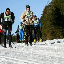 43. Tartu Maraton - Ranol Kaseväli (2474), Anders Kristiansen (3578)
