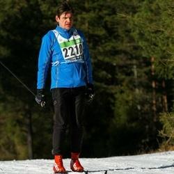43. Tartu Maraton - Ago Bachmann (2210)