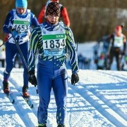 43. Tartu Maraton - Aimar Liiver (1834)