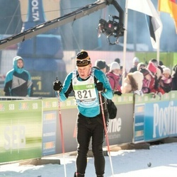 43. Tartu Maraton - Ari Kainulainen (821)