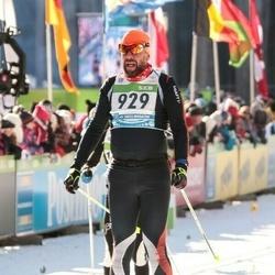 43. Tartu Maraton - Ago Teder (929)