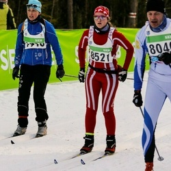 43. Tartu Maraton - Anastassija Pohhomenkova (8521)