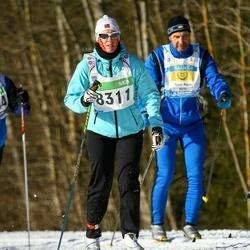 43. Tartu Maraton - Annely Kärema (8311)