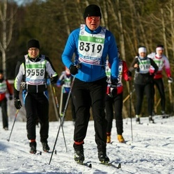 43. Tartu Maraton - Ahti Aho (8319)