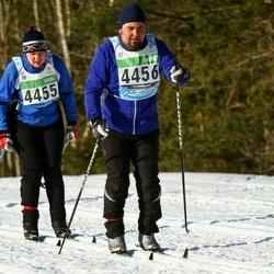 43. Tartu Maraton - Annika Albert-Aksjonov (4455), Eduard Aksjonov (4456)