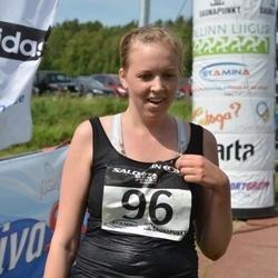 Kõva Mehe Jooks - Annika Liiv (96)