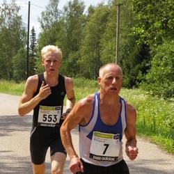 31. jooks ümber Pühajärve - Ago Veilberg (7), Jaanus Kallaste (553)