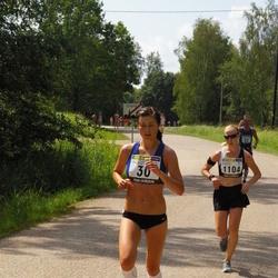 31. jooks ümber Pühajärve - Merill Mägi (30), Annika Rihma (1104)