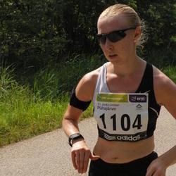 31. jooks ümber Pühajärve - Annika Rihma (1104)