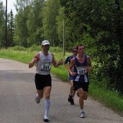 31. jooks ümber Pühajärve - Sigmar Lüüs (687), Alar Savastver (864)