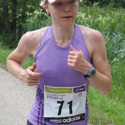 31. jooks ümber Pühajärve - Annika Vaher (71)