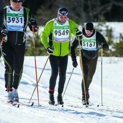 43. Tartu Maraton - Hannes Alttoa (3931), Martin Rahuoja (5167), Andero Safronov (9549)