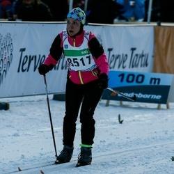 43. Tartu Maraton - Annemari Muru (8517)