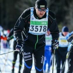 43. Tartu Maraton - Anders Kristiansen (3578)
