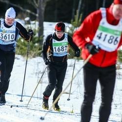 43. Tartu Maraton - Ando Arula (1682)