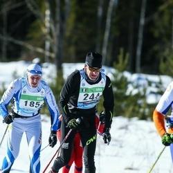 43. Tartu Maraton - Gunnar Kruus (185), Christophe Chaix (244)