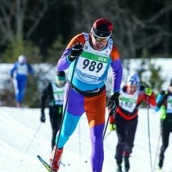 43. Tartu Maraton - Eero Saari (989)