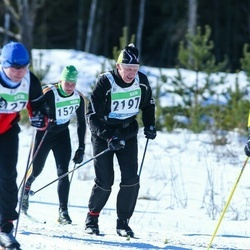 43. Tartu Maraton - Arno Anton (2197)