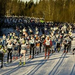 43. Tartu Maraton - Martin Nassar (11), Anders Myrland (19), Denis Kabanen (34), Andre Mets (41)