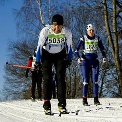 43. Tartu Maraton - Anu Kilki (1865), Agur Alev (5038)