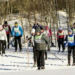 43. Tartu Maraton - Endriko Võrklaev (8456), Priit Tajur (8484), Annika Liiv (8498), Vitali Korsak (8724)