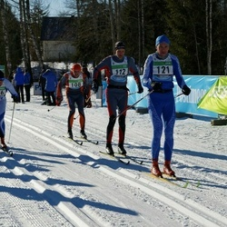 43. Tartu Maraton - Andres Laineste (108), Üllar Lillmets (112), Priit Rooden (121), Marko Helgand (246)