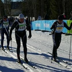 43. Tartu Maraton - Aare Kuuseoks (460)