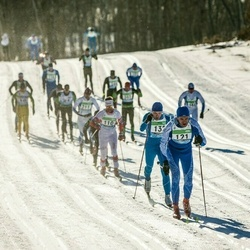43. Tartu Maraton - Priit Rooden (121), Toomas Laur (132)