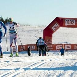 43. Tartu Maraton - Anders Myrland (19), Björn Hänninen (27)