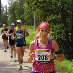 31. jooks ümber Pühajärve - Kadri Jägel (208)