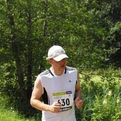 31. jooks ümber Pühajärve - Ando Laanesoo (630)