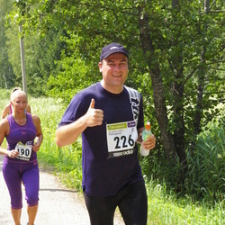 31. jooks ümber Pühajärve - Arnold Kannike (226)