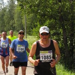 31. jooks ümber Pühajärve - Bogdan Prokopjuk (1085), Jaak Muug (1100)