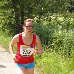 31. jooks ümber Pühajärve - Annemari Muru (732)
