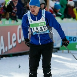 43. Tartu Maraton - Aare Pilvet (1442)