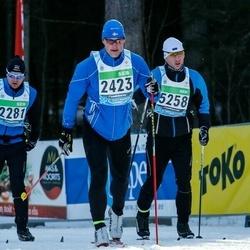 43. Tartu Maraton - Carl-Henric Stjerna (2423), Kristjan Kuusik (5258)