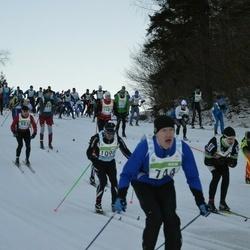 43. Tartu Maraton - Arkadiy Petreykin (982), Igor Sulemenkov (1095)