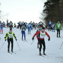 43. Tartu Maraton - Tair Kibal (807), Arkadiy Petreykin (982)